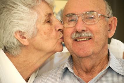 Romantic oldsters