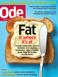 Ode fat cover